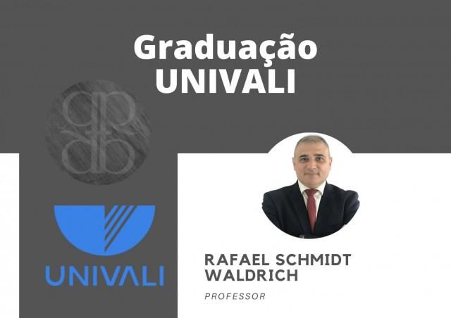 Graduação UNIVALI