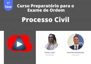 Preparatório OAB: Curso Modular de Direito Processual Civil