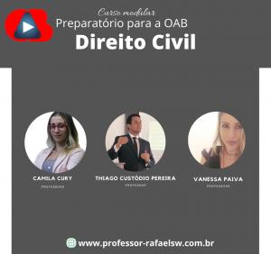 Preparatório OAB: Curso Modular de Direito Civil